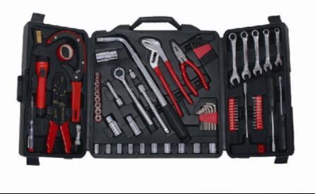 148 PCS Hot Sale Germany Design Auto Tool with Tool Set Names