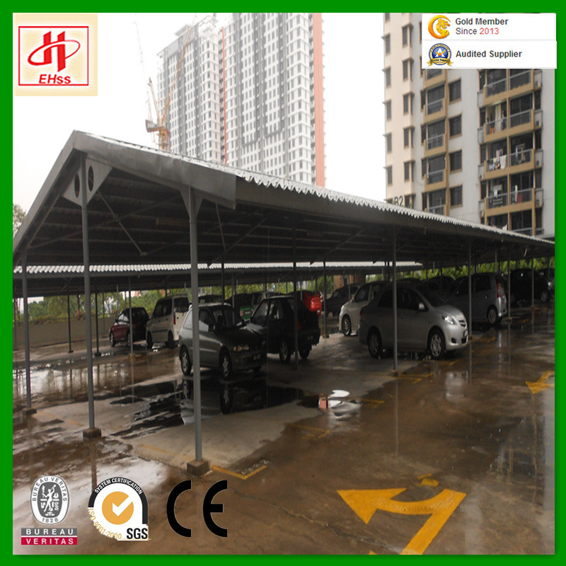 Prefabricated Steel Structure Logistic Warehouse