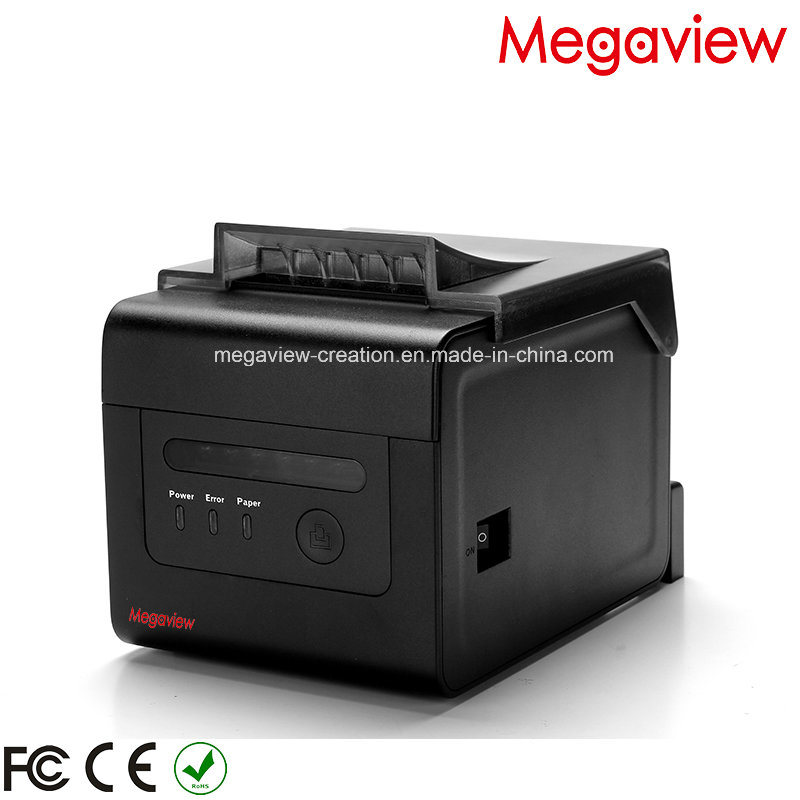 Kitchen Use 80mm Thermal Receipt POS Printer with USB Power up for Restaurant (MG-P680U)