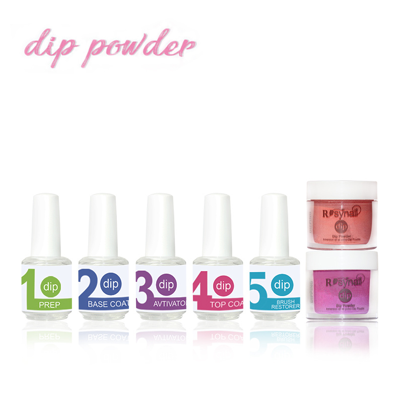 China New Arrival High Quality Nail Acrylic Dipping Colors Powder ...
