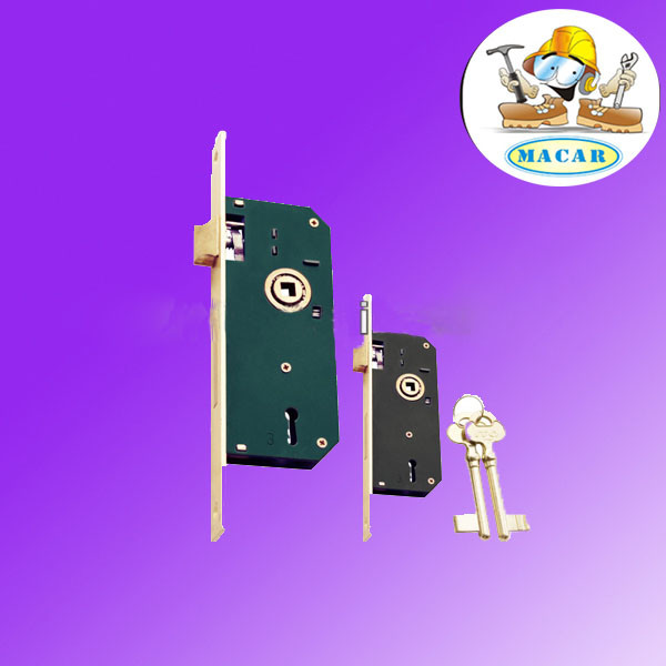 Stainless Steel Euro Profile Mortise Lock Body for Household Door
