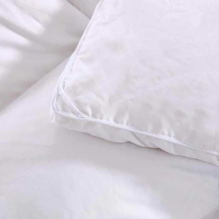 2016 Wholesale Luxury Eco-Friendly 100% White Goose Down Quilt