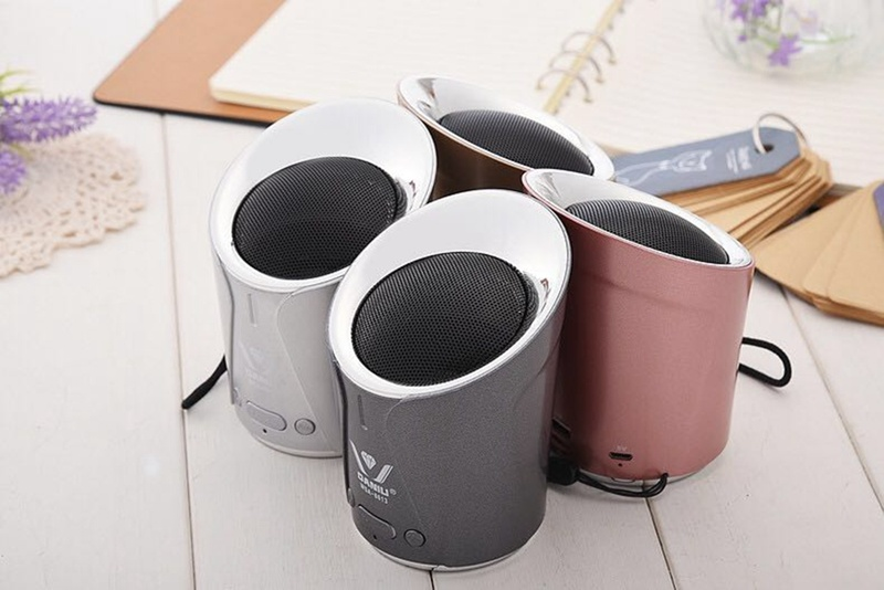 2016 New Bluetooth Speaker with Mini Size