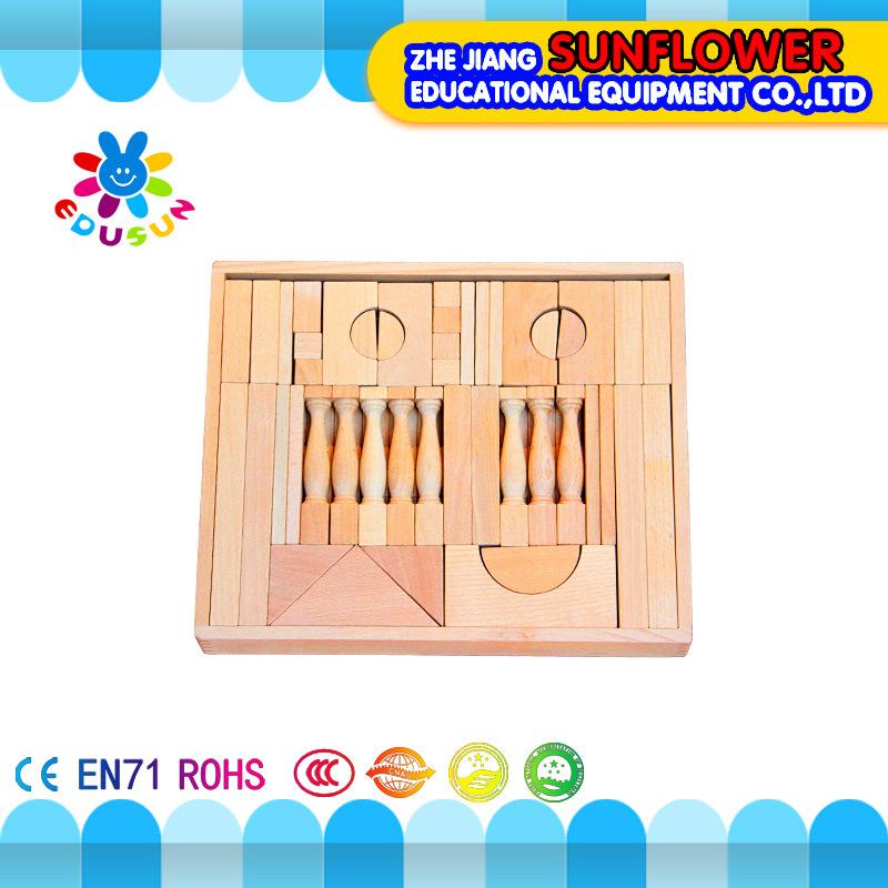 Children Wooden Desktop Toys Developmental Toys Building Blocks Wooden Puzzle (XYH-JMM10002)