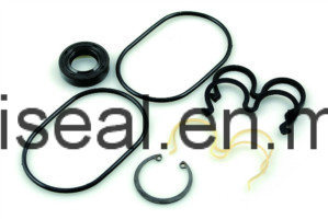 4206167 Pilot Pump Seal Repair Kit, Gear Pump Seal Kit for Excavator, Hitachi