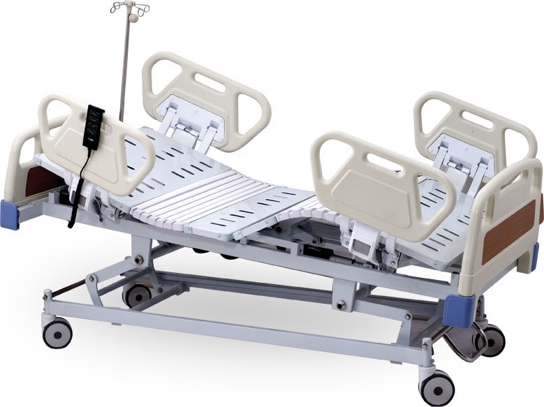 Five- Function Electric Hospital Bed
