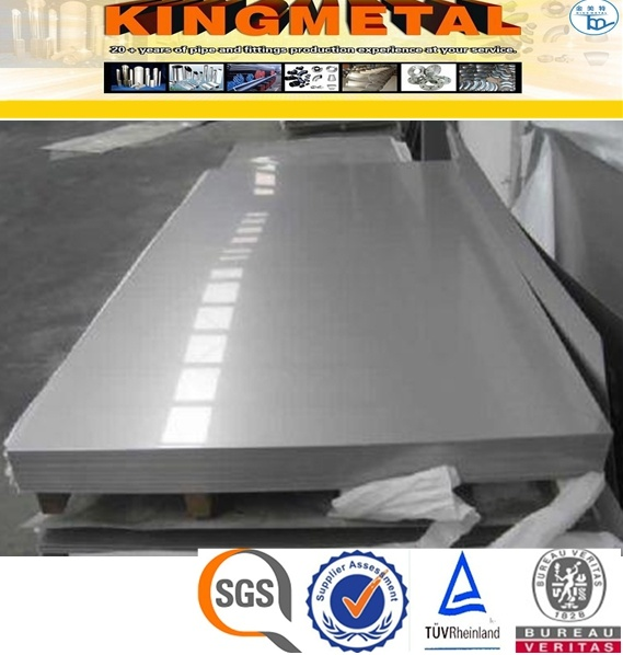 ASTM A240 TP304 316L Stainless Steel Plate Price