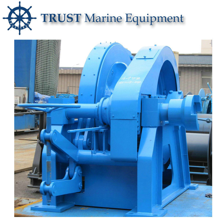 Marine Hydraulic Ship Capstan Fishing Boat Anchor Winch