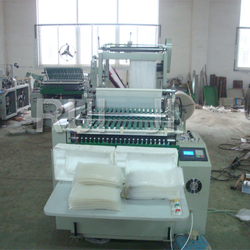 Double Line EPE Foam Bag Making Machine