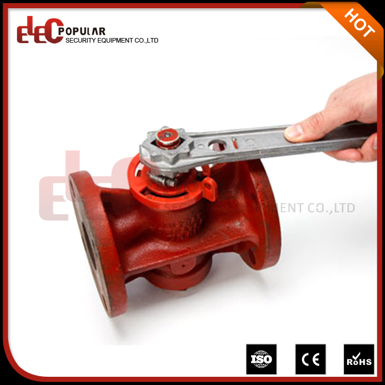 Elecpopular New Products Durable Safety Plug Valve Lockout