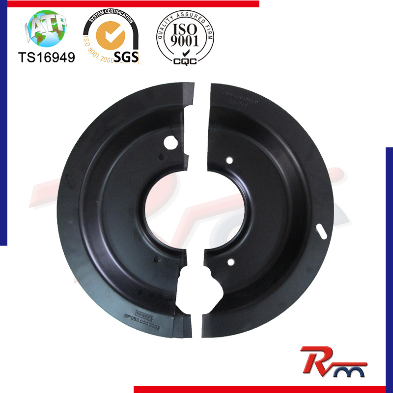 America and European Axle Dust Cover for Truck and Trailer