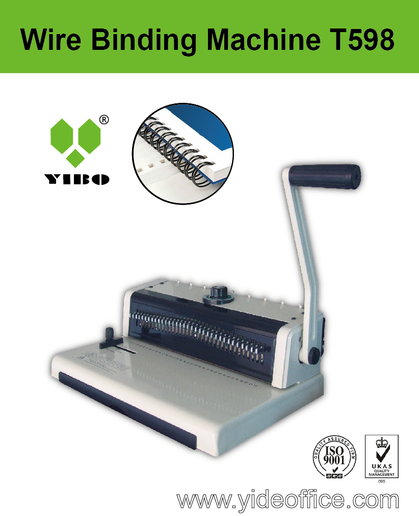 size binding machine