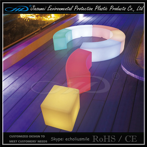 LED Furniture Bar Stools with Factory Price