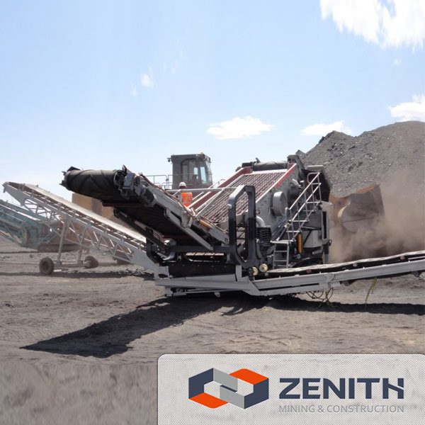 K Series Advanecd Technological Mobile Jaw/Cone/Impact/Rock/Stone Crusher
