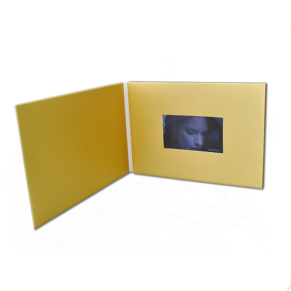 Custom LCD Video Invitation Card