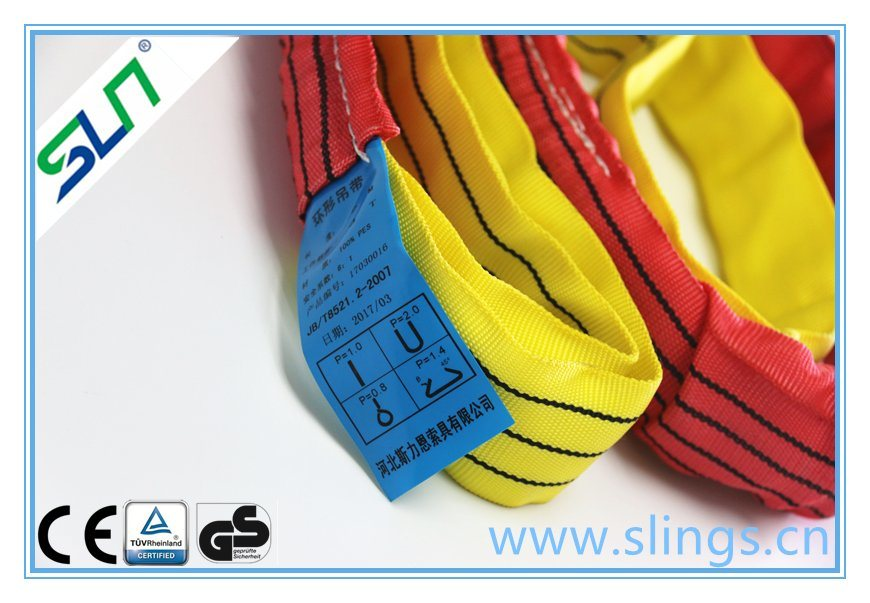 2017 Polyester Round Slings Heavy Endless Type