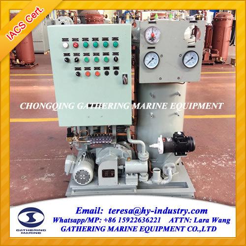 0.5m3/H 15ppm Bilge Oil Water Separator