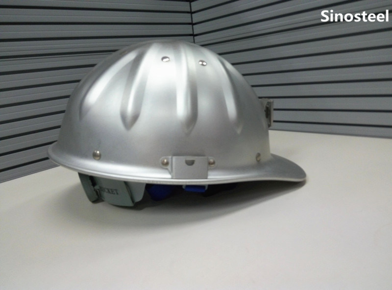 Hot Selling Aluminum Safety Ventilated Hard Hat for Sale