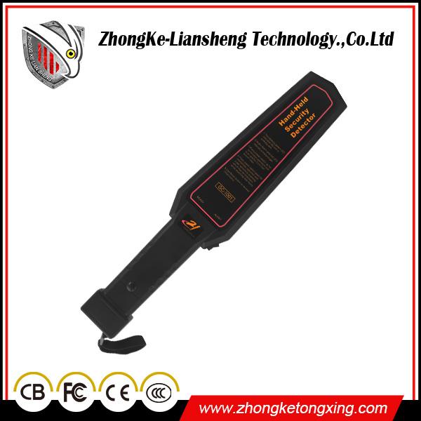 High Sensitivity Gc1001 Gold Century Airport Security Metal Detector