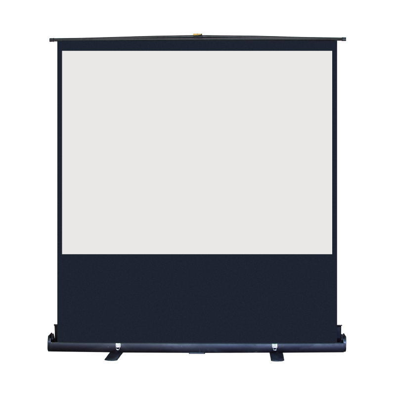 Outdoor Indoor Portable Floor Projection Screen