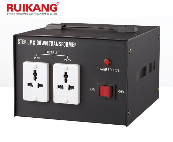 2000va Step up and Step Down Converter with Ei Transformer