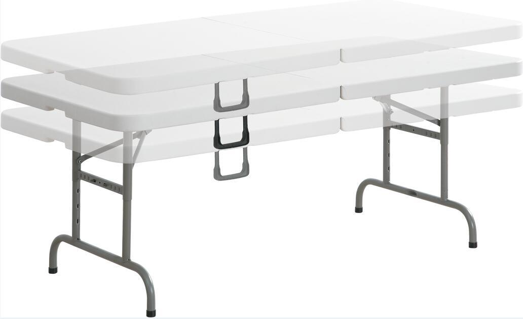 Cheapest Commercial Folding Table Rectangle Folding Table