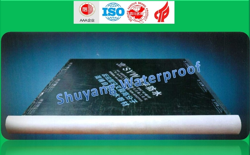 Cross-Laminated Film Waterproof Membrane