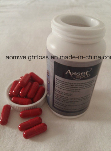Strong Effect Red Colour Asset Bold Slimming Capsule