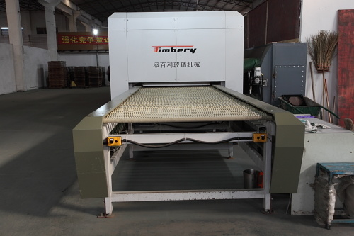 Horizontal Flat Glass Tempering Oven for Sale