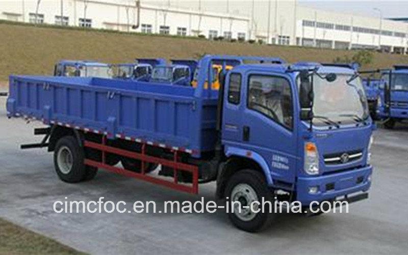 Sinotruk Homan 4*2 Multi Function Transport Type Light Cargo Truck
