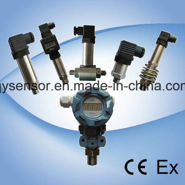 Submersible Water Level Pressure Sensor Transducer (QST-201)