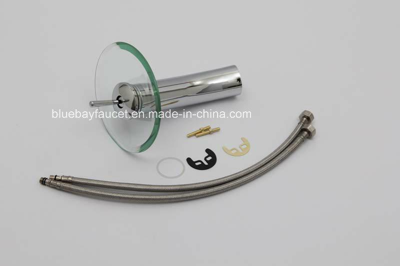 Bathroom Single Handle Glass Basin Mixer