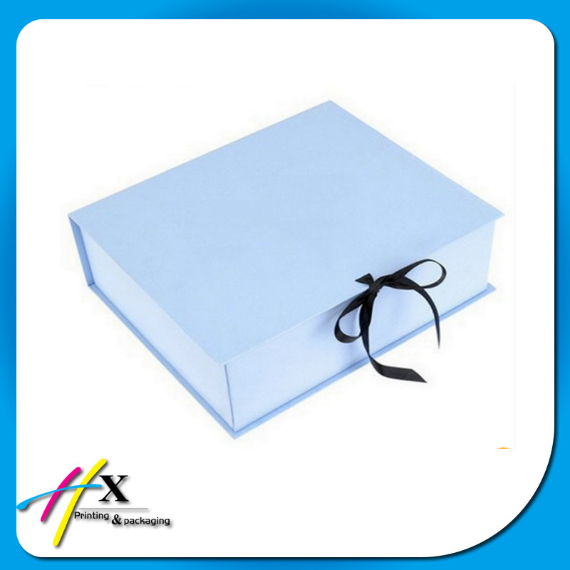 Rigid Luxury Garments Underwear Packaging Box