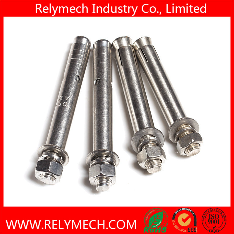 Carbon Steel Heavy Duty Expansion Bolt for Elevator