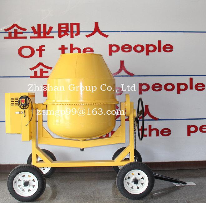 Cm800 (CM50-CM800) Electric Gasoline Diesel Portable Concrete Mixer Machine