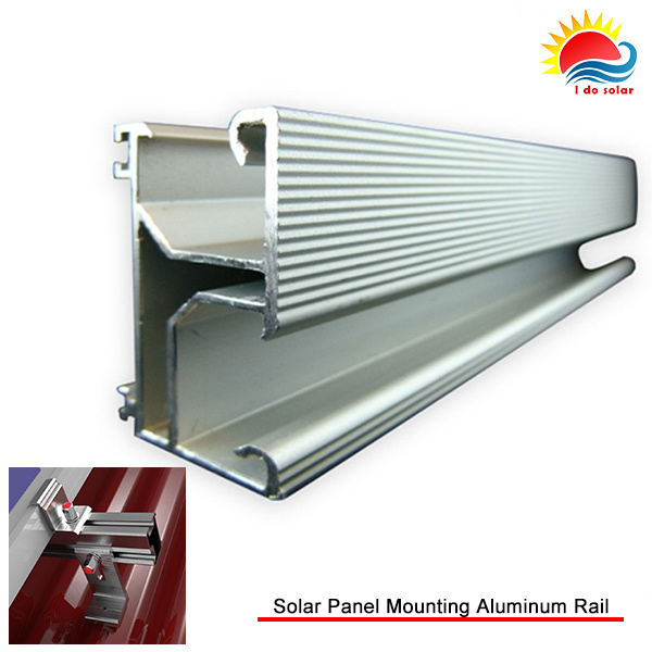 High Strength Aluminum 6000series Solar Panel Mounting Rails (400-0005)
