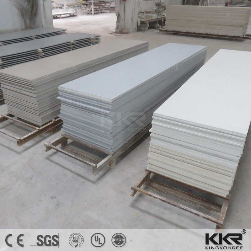 Composite Acrylic Solid Surface Sheet For Table Top