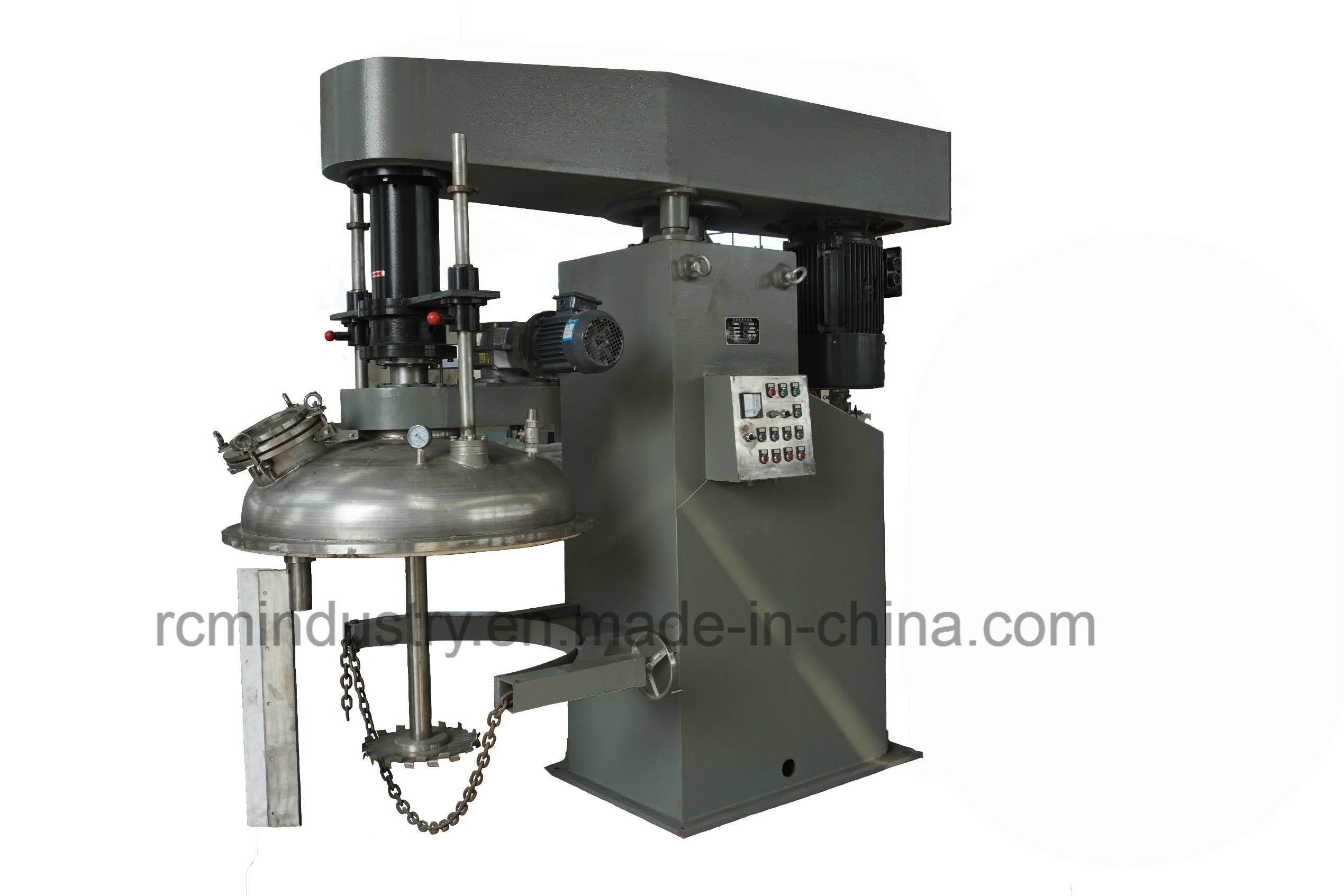 Vacuum High-Speed Disperser