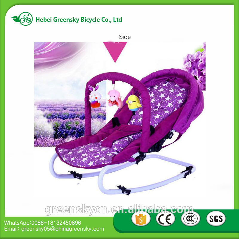 2017ce Certificated Cheap Baby Rocking Chair