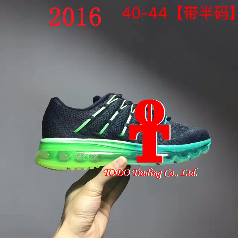 Men′s Shoes 2016 New Men′s Air Cushion Running Shoes Sports Shoes