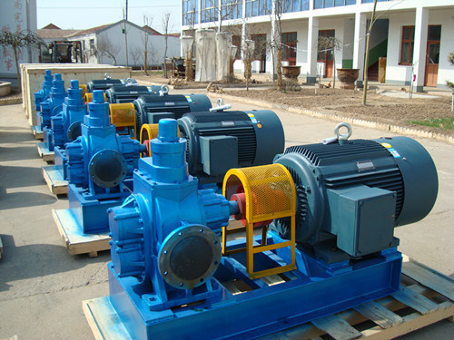 KCB Heavy Oil Transferred Pump with Low Noise