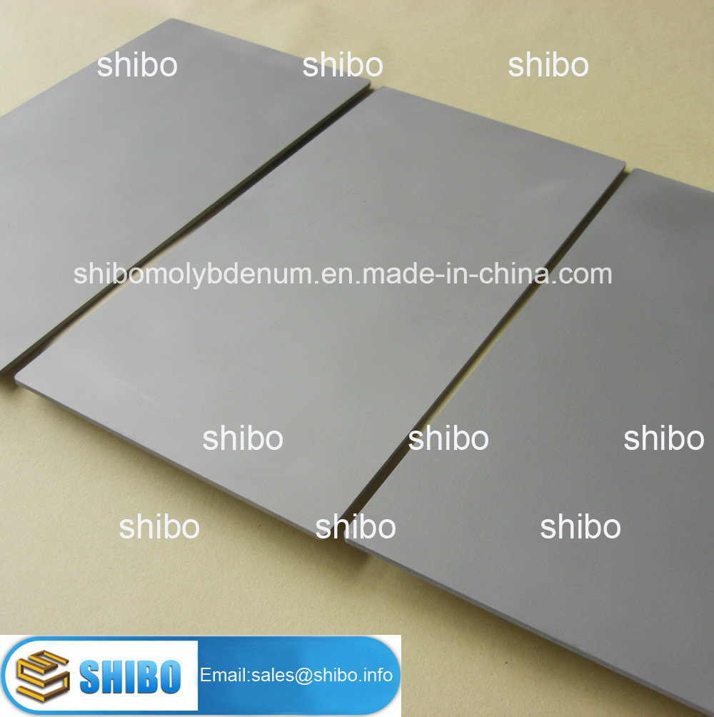 High Temperature Mla Molybdenum Plates