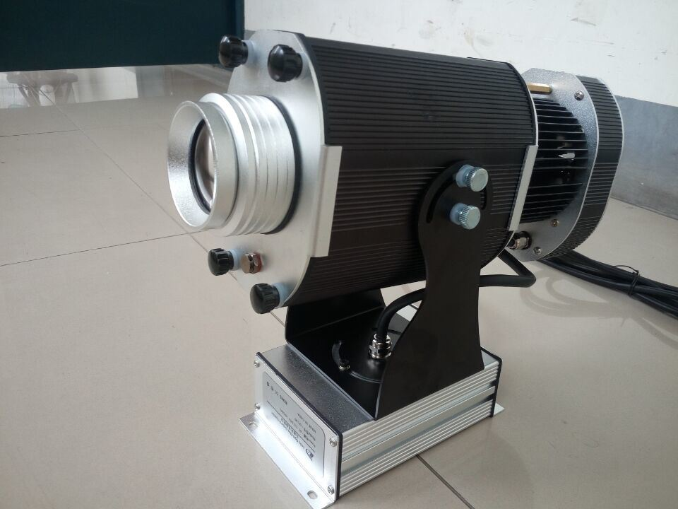 4500lm LED Rotating Logo Gobo Outdoor Projector Lights for Sale