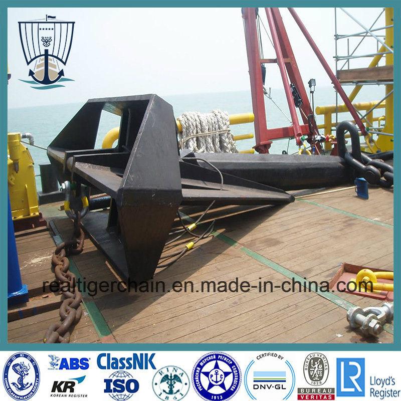 Marine High Holding Power Delta Flipper Ship Anchor