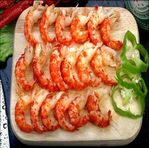 China Frozen Cooked Crawfish Tail Meat, Peeled & Deveined ...