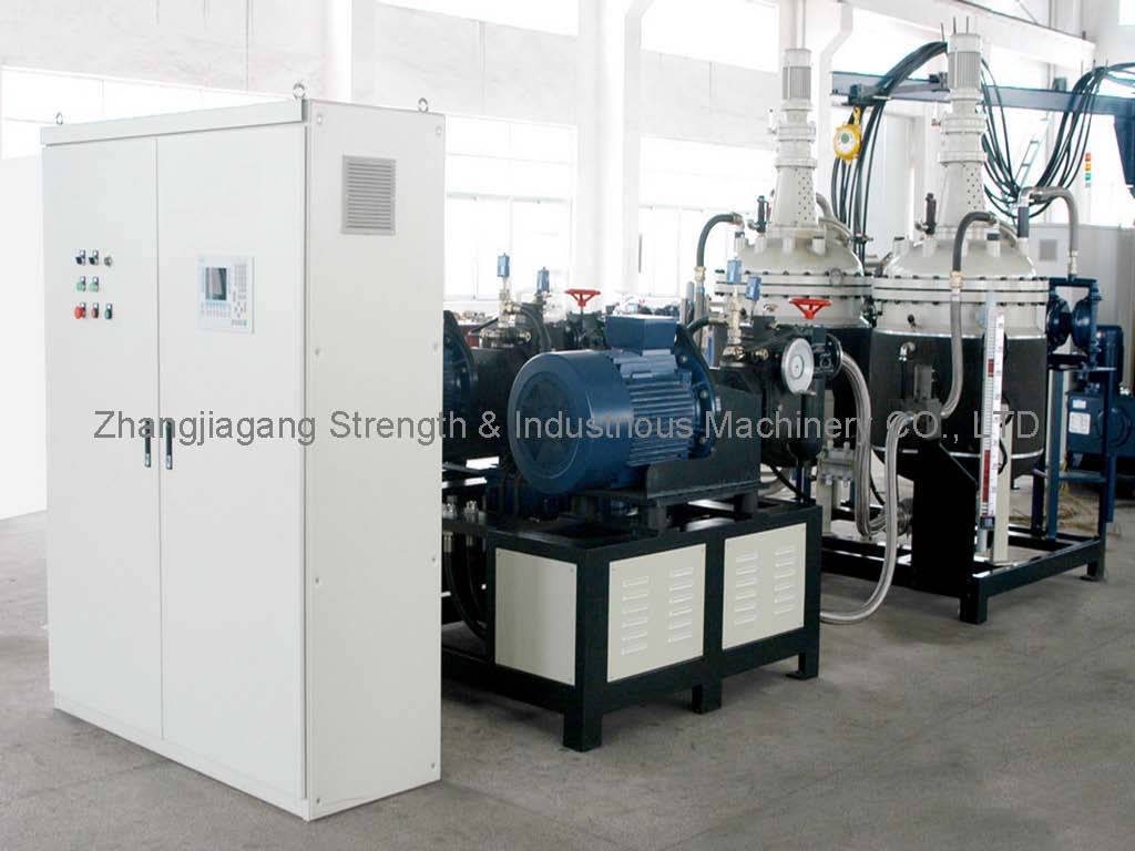 High Pressure Foaming Machine With HCFC141B (HPM350)