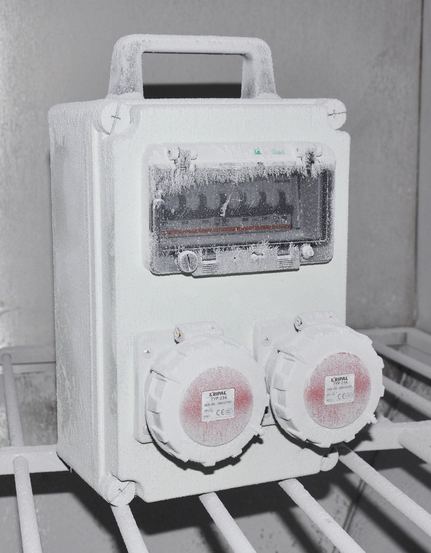 IP44 32A Industrial Plug Socket