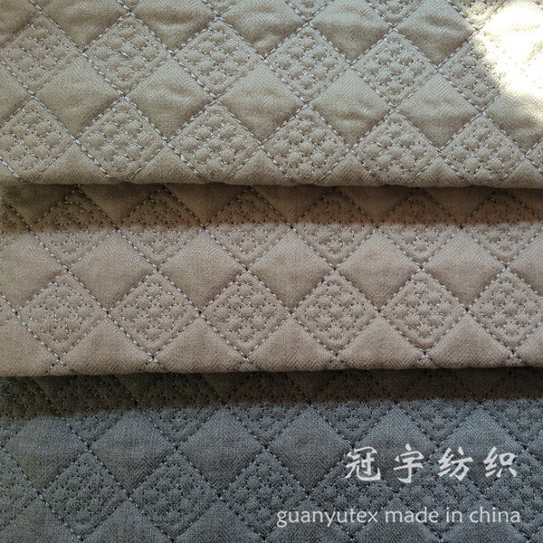 100% Polyester Compound Fabric for Sofa and Curtain