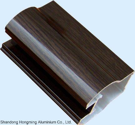6063 T5 Aluminium Extrusion Profile for Building Material