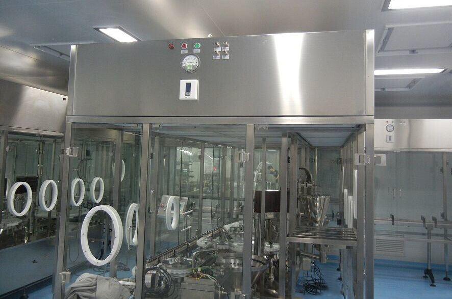 Auto Vial Sealing Machine
